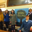 Story Slam Workshops at Mount Holyoke College, Greenfield Community College and Holyoke Community College
